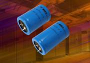 Vishay提高用于电源、太阳能逆变器和工业电机控制的铝电解电容器的额定电压