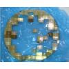 江苏回收太阳能IC蓝膜片扩散片光刻片抛光片