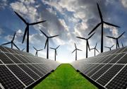 """风光无限:中国可再生能源""""领跑""""全球"""