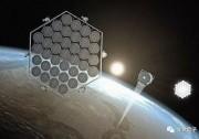 2500个地球轨道太阳能板可为整个星球提供无限的能源!