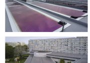 """全球最大的建筑一体化有机光伏屋顶安装项目揭幕 采用HeliaSol""""即用型""""壹定发国际娱乐薄膜"""