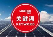 """用""""关键词""""来回顾隆基新能源的丁酉年"""