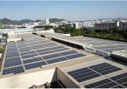 1.1MW屋顶分布式光伏电站应用案例