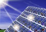 太阳能发电技术新成果 美研发纳米涂层可提高光伏效率