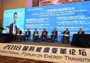 """天合光能高纪凡出席""""一带一路""""能源部长会议并与有关国家能源部长交流"""