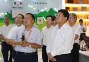 安徽省副省长何树山一行考察调研阳光电源
