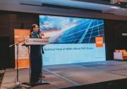 隆基亮相马来西亚PV ModuleTech,领先双面技术造就AA评级