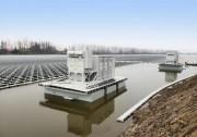 上能电气以技术添彩大唐集团首个水面漂浮式光伏电站