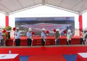 晶澳越南基地3.5GW高功率组件项目奠基